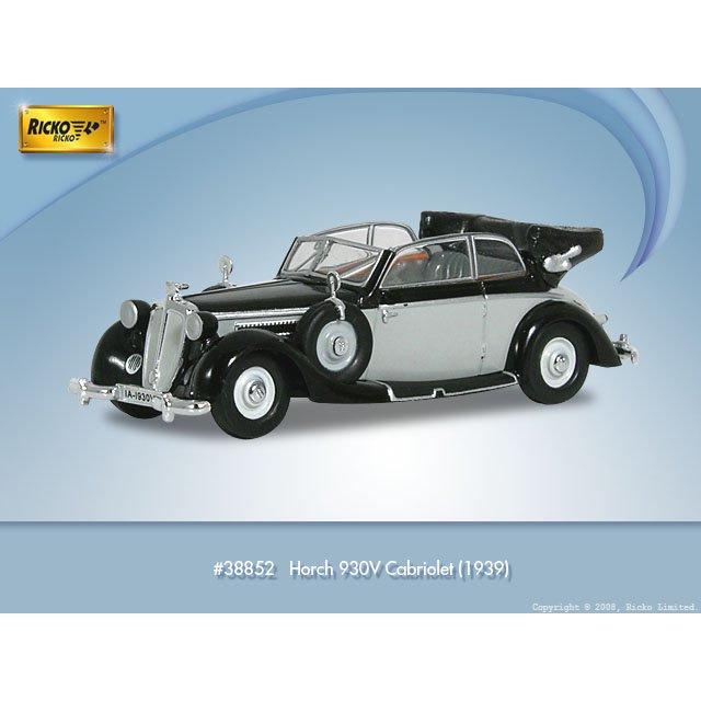 H0   Ricko 38852 - Horch 930V ,1939