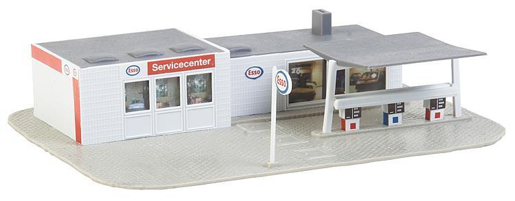 N | Faller 232534 - Tankstation