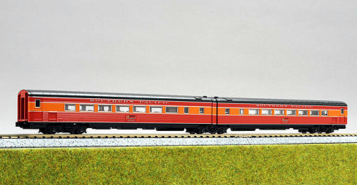 N   Kato 106-6301 - Southern Pacific Morning Add-on set