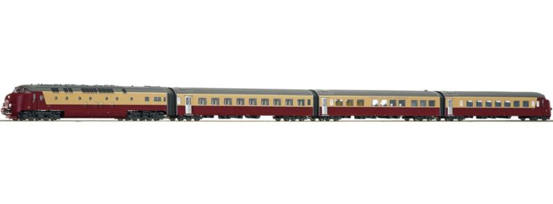H0 | Roco 78069 - TEE Diesel multiple unit DE IV, NS (AC sound)