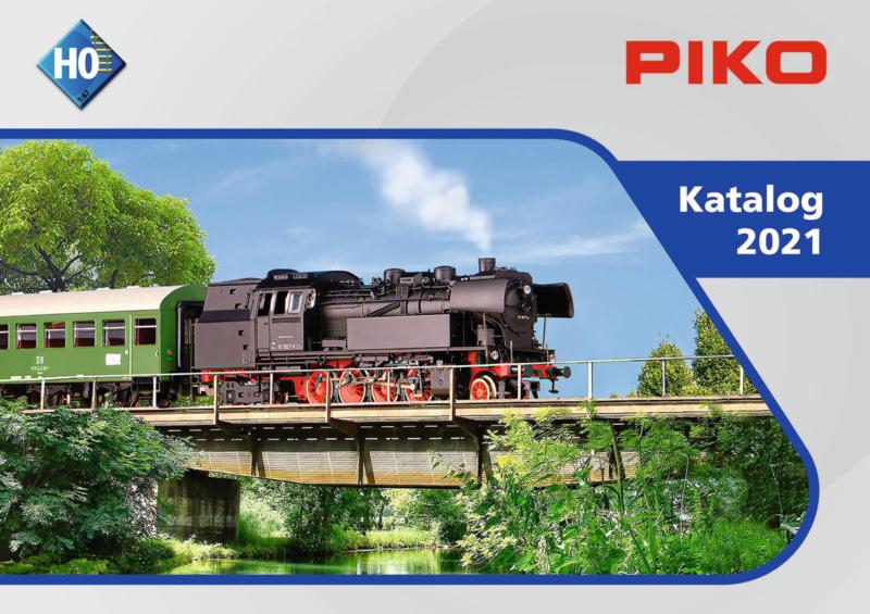 Piko 99501 - H0 catalogus 2021