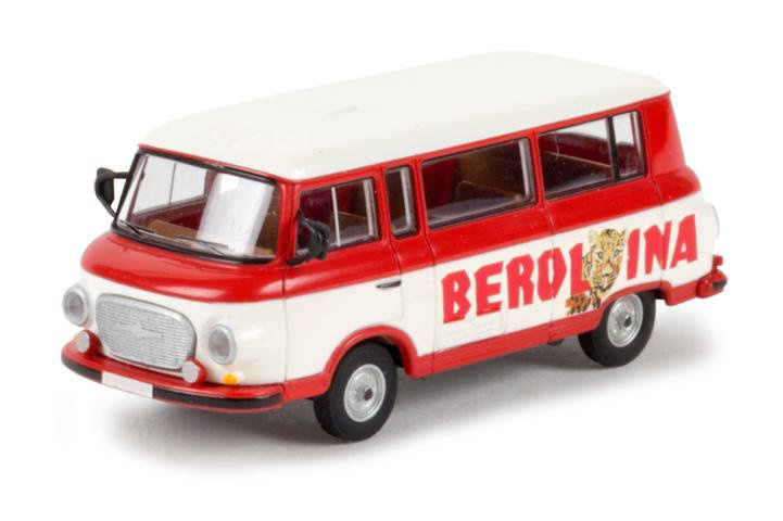 H0 | Brekina 30034 - Barkas B 1000 Berolina