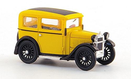 H0 | Ricko 38299 - BMW Dixi, yellow, 1929
