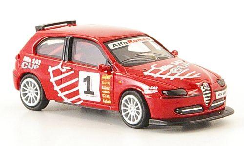 H0 | Ricko 38836 - Alfa Romeo 147 Cup Version, No.1, 2001