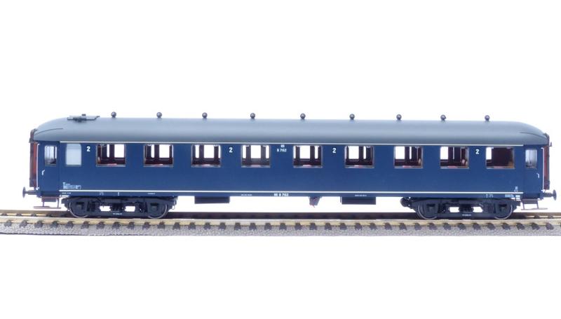 H0   Exact Train EX10015 - NS B7152 Berlijnsblauw