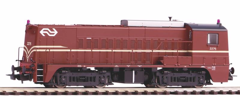 H0 | Piko 52696 - NS, diesellocomotief 2275 (DC)