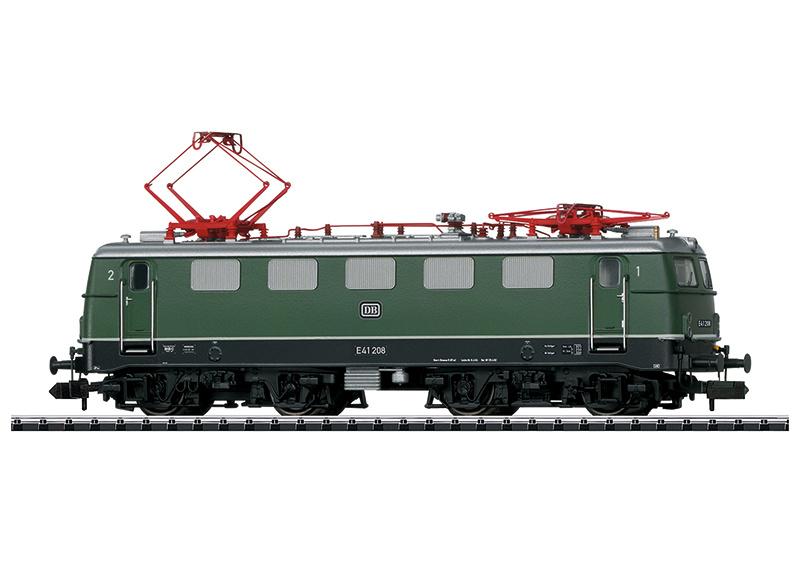N   Minitrix 16143 - DB,  Elektrische locomotief serie E 41 (Sound)