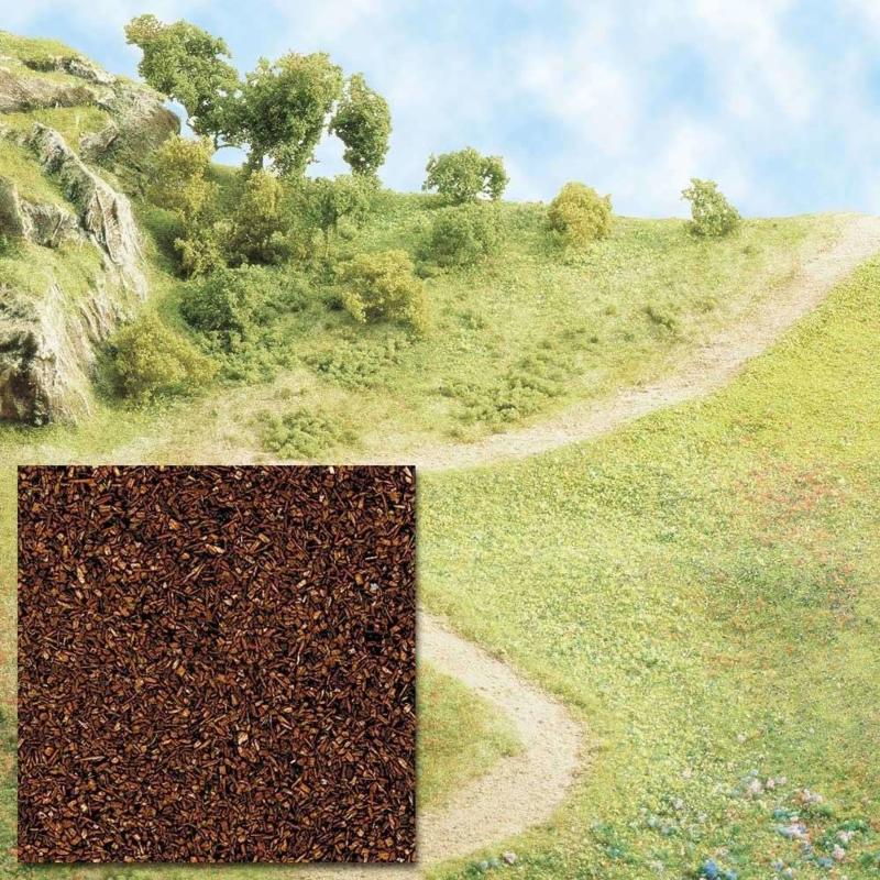 H0/N/Z | Busch 7056 - Strooipulver bruin