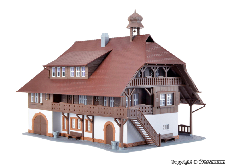 H0 | Kibri 38074 -Farm house Black Forest