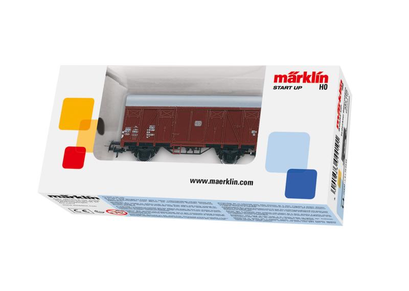 H0   Märklin Start up 4410 - Gesloten goederenwagen