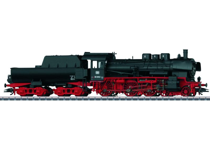 H0 | Märklin 37035 - DB BR 38.10-40 (AC sound)