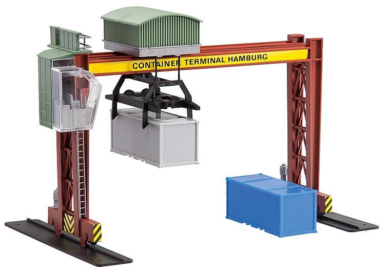 H0 | Faller 131368 - Containerbrugkraan