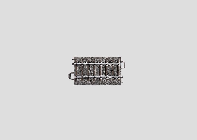 H0 | Märklin 24064 - Recht railstuk 64,3 mm (C-rail)