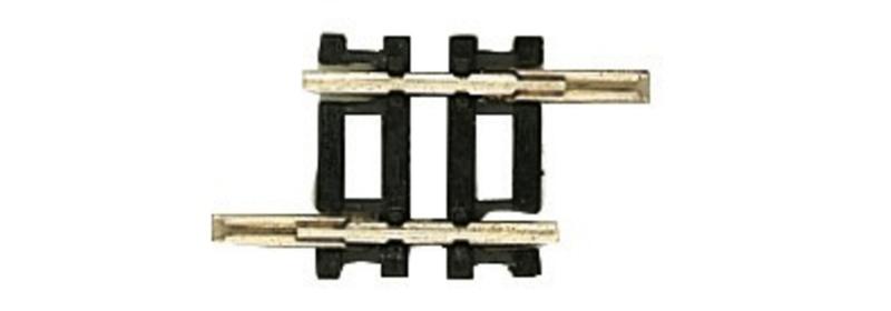 N | Fleischmann 22207 - Rechte rail lengte 17,2 mm