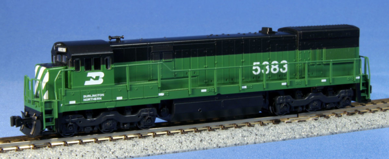 N | Kato 176-0936 - GE U30C / BN 5383