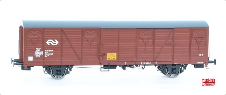 H0 | Exact Train EX20186A - NS Gbs