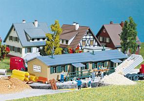 N | Faller 222187 - Wooden hut