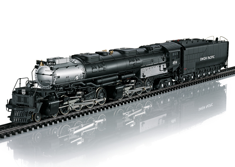 "H0 | Märklin 37997 - Stoomlocomotief serie 4000 ""Big Boy"""