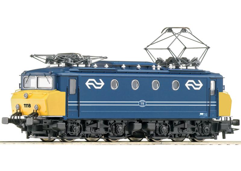 H0 | Roco 62582 - NS 1100 (DC)