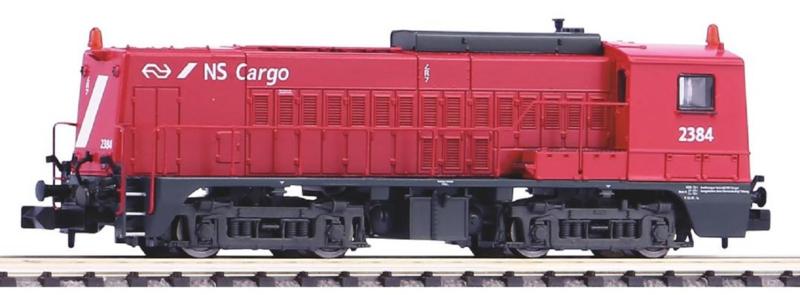 N | Piko 40441 digitaal - NS2384 cargorood