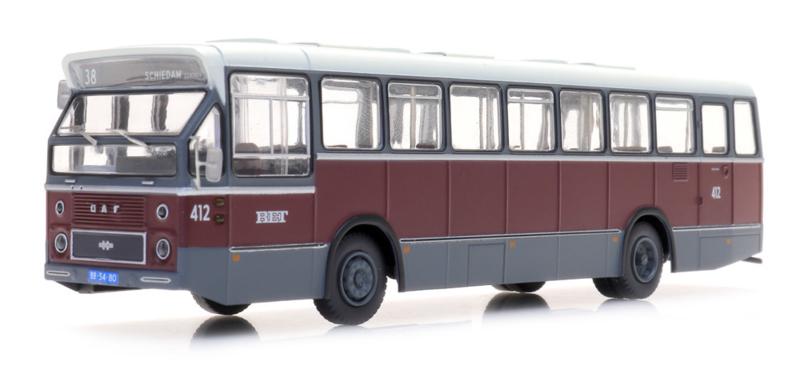 H0   Artitec 487.064.01 - CSA1 bus RET Rotterdam