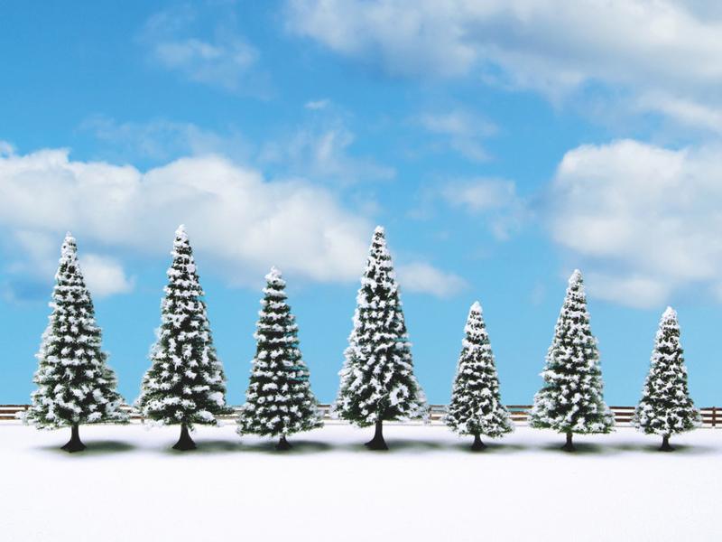 H0/N/Z | NOCH 25087 - Sneeuw sparren