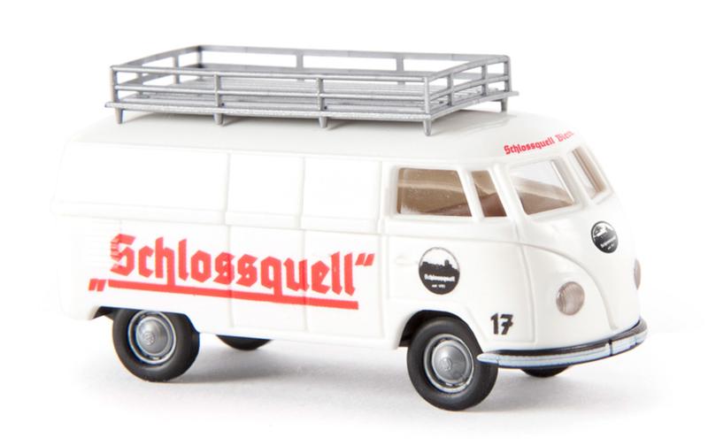 H0 | Brekina 32045 - VW Kasten T1a Schlossquell