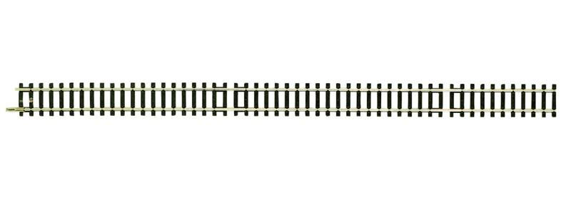 N | Fleischmann 22202 - Rechte rails lengte 312,6 mm