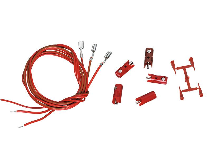 H0 | Märklin 74043 - Signaal aansluit set (C-rail)