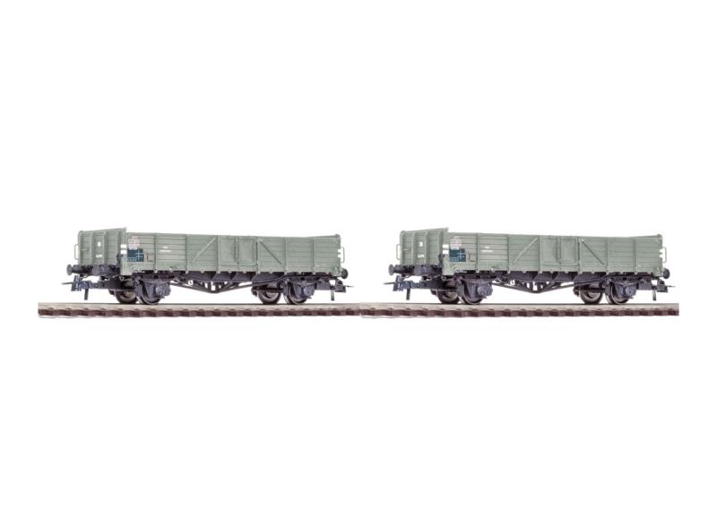 H0 | Roco 76110 - Set NS open goederenwagons