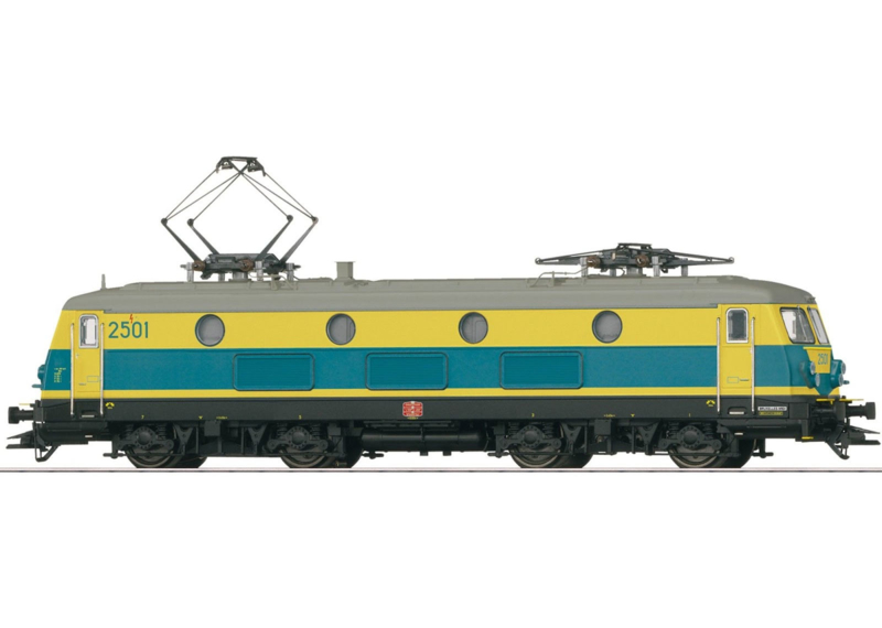 H0 | Märklin 37230 - SNCB Serie 25 (AC)