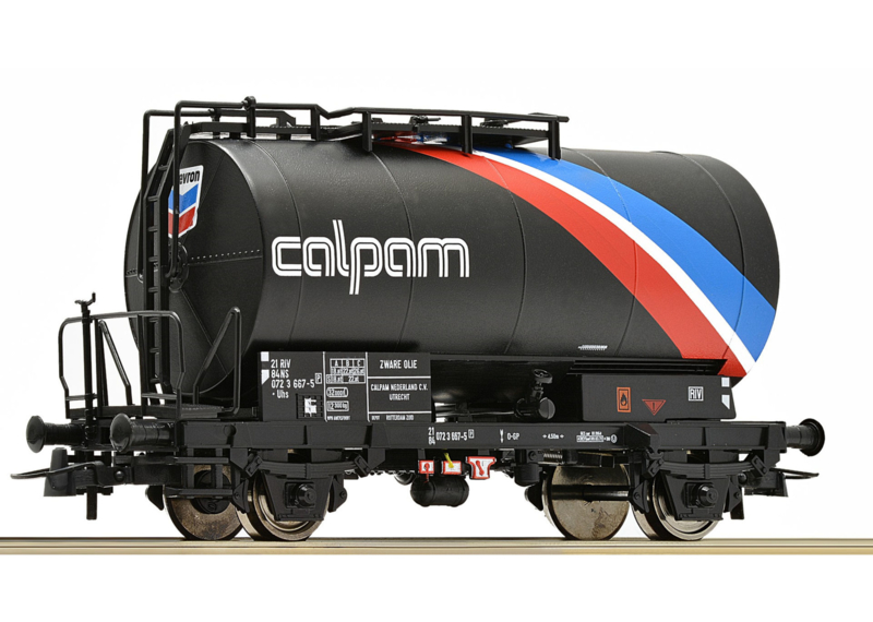 H0 | Roco 67455 - NS ketelwagen Calpam