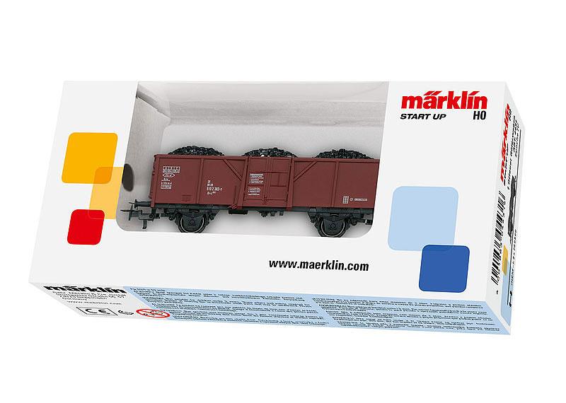 H0   Märklin Start up 4431 - DB open goederenwagen El-u 061
