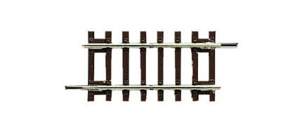 H0   Roco 42413 - Rechte rails, lengte 57,5 mm