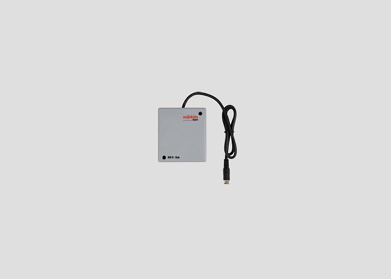 H0 | Märklin 60122 - MS II-hub (verdeler)