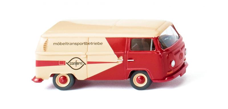 """H0   Wiking 030001 - VW T2 bestelwagen """"Confern"""" (1)"""