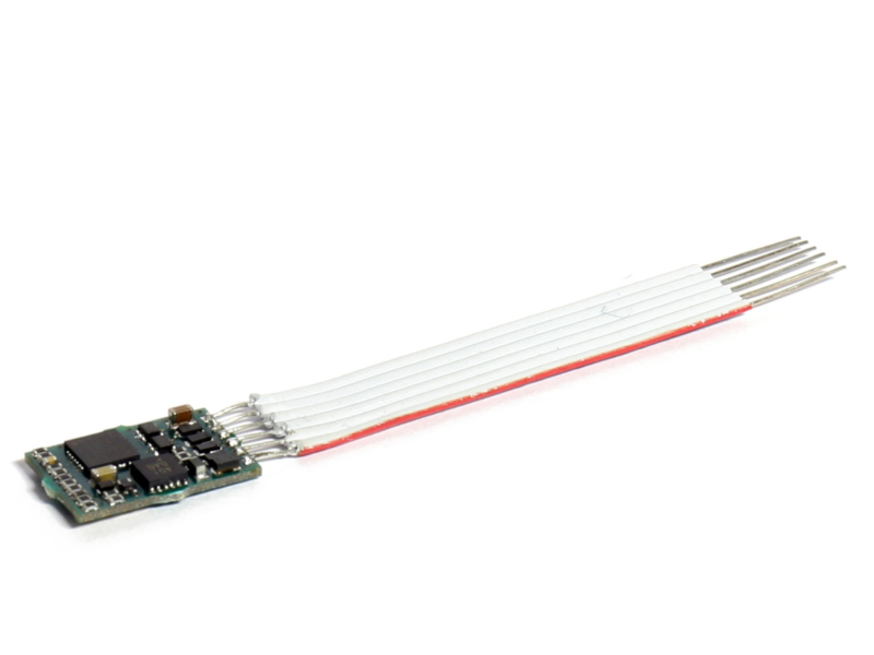 Minitrix 66841 - Locdecoder 6-polig Nem 651