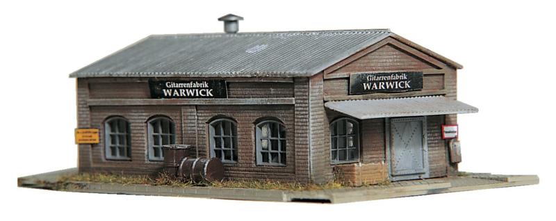 "N   Piko 60011 - bijgebouw ""Warwick"""