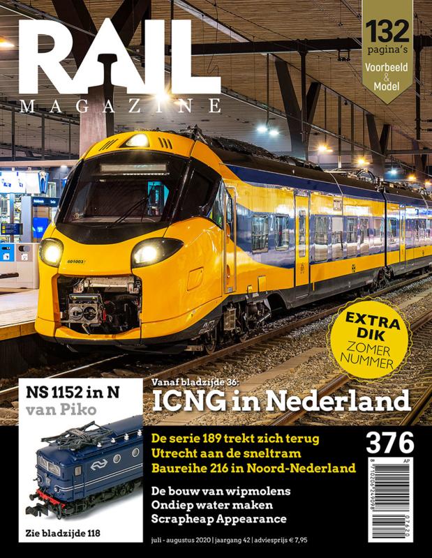 Railmagazine 376