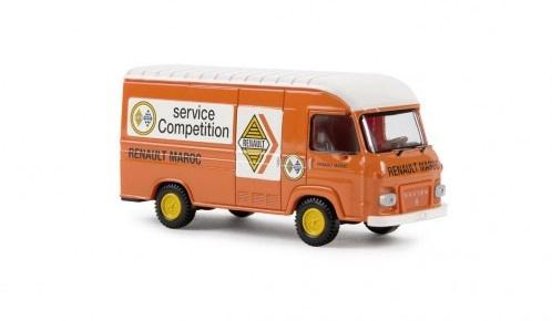 H0 | Brekina 14603 - Saviem SG2 Kasten Renault Maroc