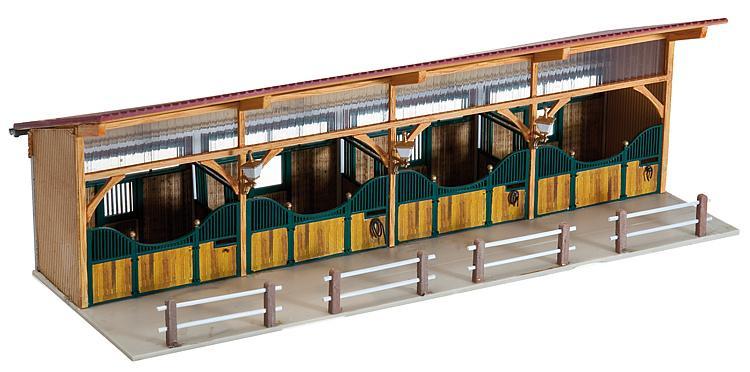 H0   Faller 130541 - Paardenstal