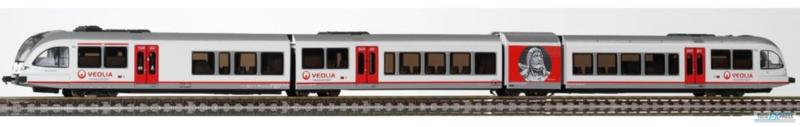 N | Piko 40227 - Stadler dieseltreinstel GTW 2/8  Veolia