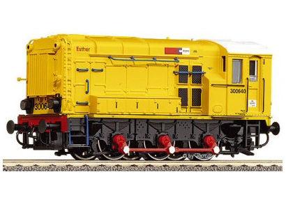 H0 | Roco 69391 - Strukton dieselloc serie 500/600 (AC)
