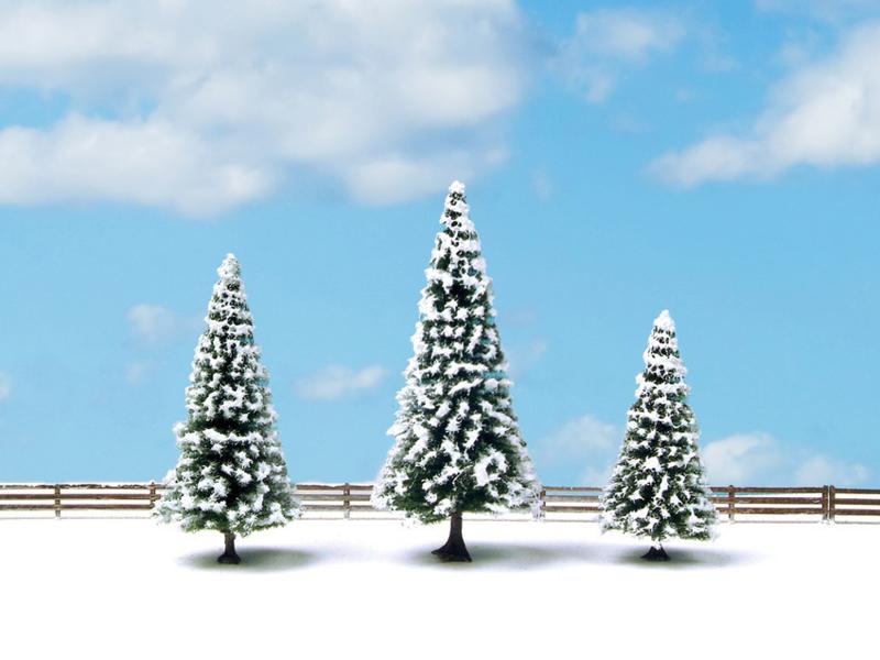 H0/N/Z   NOCH 25234 - Sneeuw sparren