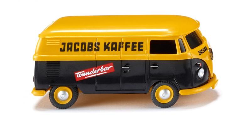 """H0   Wiking 030002 - VW T1 bestelwagen """"Jacobs Kaffee"""" (1)"""