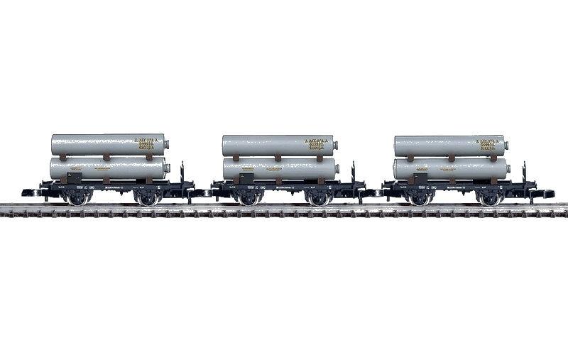 Z | Märklin 82400 - 3 gaswagens