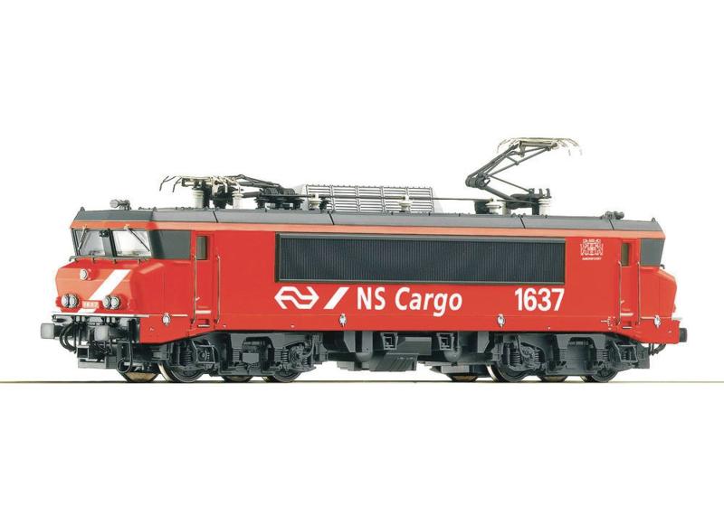 H0 | Roco 68674 - NS 1600 Cargo (AC)
