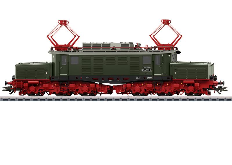 H0   Märklin 39991 - DR, Elektrische locomotief serie 254