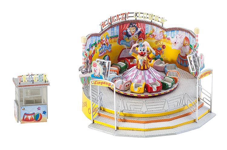 H0 | Faller 140424 - Kermisattractie Crazy Clown