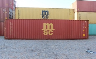 H0 | PT Trains 840014 - Container 40' HC MSC